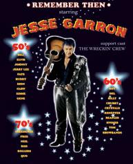 Jesse Garron Tribute Act