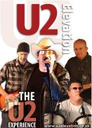 Elevation - U2 Tribute acts
